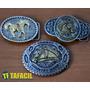 Kit 3 Fivelas P/ Peao De Rodeio Country Cowboy Promoção !!!
