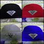Touca Gorro Diamond Unissex Bordada Lisa - Pronta Entrega