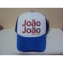 Boné João João Personalizado Snapback Frete Grátis