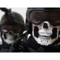 Balaclava De Caveira - Touca Ninja Motociclista, Paintball