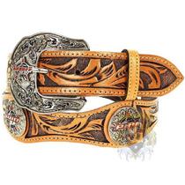 Cinto Country Pbr Original Importado Master Western