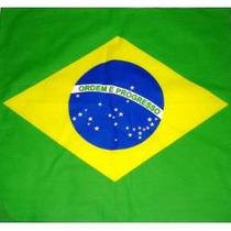 Bandana Bandeira Frete Grátis Torcida Brasil Souvenir