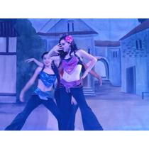 Traje Dança Tribal ( Dança Do Ventre)