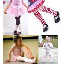 Polainas Infantil Moda Ballet Dance Patinação Fantasia