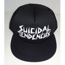 Boné Trucker Cap Suicidal Tendencies Classico