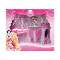 Kit Para Cabelos Princesas Disney Original - Rubies
