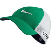 Boné Nike Golf R Z N Telinha Flex L/xl - Verde E Branco