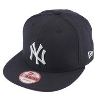 Boné Snapback Aba Reta Ny New York Yankees Azul Marinho