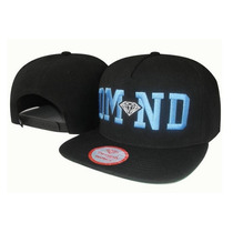 Boné Diamond Supply Snapback Diamante Ajustavel Importado