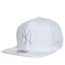Boné New York Yankees Super White Of Sn Snapback - Aba Reta