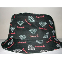 Bucket Diamond Supply - Chapéu Boné Gorro - Pronta Entrega