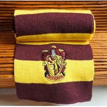 Cachecol Do Filme Harry Potter Casa Griffyndor Gifinória