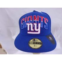 Boné Giants New York Importado Aba Reta Futebol Americano