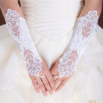 Luvas Acessorios Vestido De Noiva Importado Frete Grátis