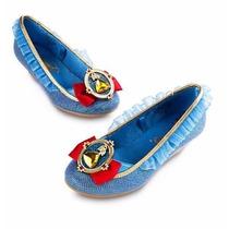 Sapato Princesa Branca De Neve Disney Fantasia 25 26 Novo