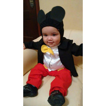 Fantasia Do Mickey Infantil (luxo)