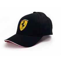 Frete Grátis Boné Scuderia Ferrari Oficial