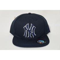 Boné Aba Reta Snapback Ny New Era Yankees