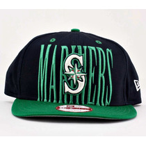 Boné Seattle Mariners Mlb New Er* Snapback - Pronta Entrega