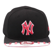Boné New Era 9fifty Of St Print Topper New York Yankees Mas