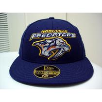 Boné New Era Nashville Predators Nhl Hockey Ecko Etnies Dvs