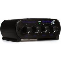 Amplificador Para Fones Art Headamp4 Com 4 Canais - 17326