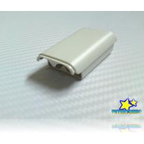 2x Tampas De Bateria Pilha Controle Xbox360 Suporte Controle