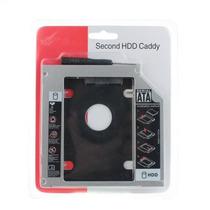 Adaptador Caddy Para Notebook Ssd Ou Hdd - 12,5mm