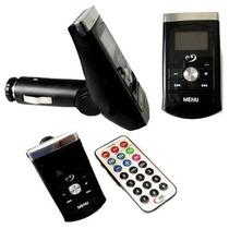 Transmissor Veicular Mp3 Cartão Sd Pen Drive