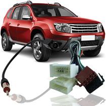 Kit De Chicote Adaptador Plug Para Renault Duster