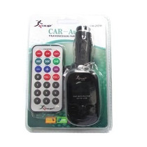 Transmissor Fm Para Carro Knup Fm-25dm Azul