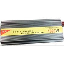 Inversor 1000w Transformador 12v P/ 110v Veicular Conversor