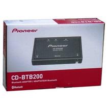 Kit Bluetooth Original Pioneer Cd-btb200 Viva Voz Streaming