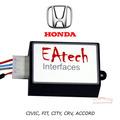 Interface De Som Volante Honda, Civic, Fit, City, Crv,accord