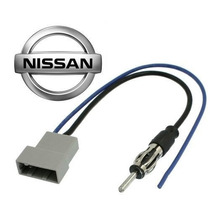 Plug Adaptador De Antena Nissan 2012