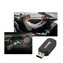 Receptor Transmissor Bluetooth Usb Sem Fio Mp3 Som Carro