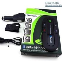 Kit Viva Voz Mão Livre Bluetooth ( Frete Grátis )