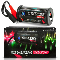 Filtro Jfa Anti Ruído Eletromagnetico Stereo + Frete Gratis