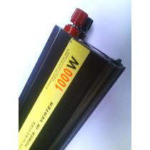 Inversor Transformador Conversor 12v 110v 1000w Veic/nautico