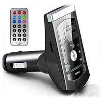 Transmissor Veicular Fm Mp3 Usb Lê Pen Drive E Cartão Sd