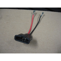 Plug Chicote Conector P/ Alto Falante Dianteiro Vw Gol G6