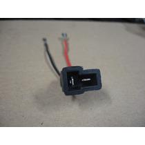 Plug Chicote Conector Para Alto Falante Traseiro Vw Gol G6