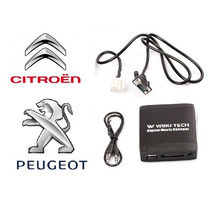 Adaptador Interface Usb Sd Citroen Peugeot 307 C4 Pallas