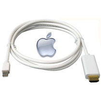 Cabo Mini Displayport X Hdmi 3 Metros Thunderbolt Macbook