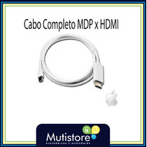Cabo Mini Displayport X Hdmi Apple Macbook Imac 1.8 Metros