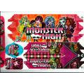 Adesivo Decorativo Monster High Para Parede, Bicicleta