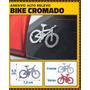 Adesivo Bike Exclusivo!! Não Deixe De Customizar Seu Veiculo