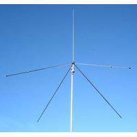Antena Vhf Base Plano Terra Banda Baixa 1/4 D Onda 6m Ap1814