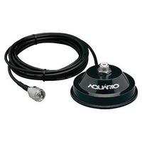 M700k Suporte Magnético Para Antena Px Py Vhf Uhf Hf Móvel
