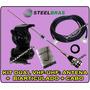 Kit Antena Dual Vhf 1/4 X Uhf 5/8 Steelbras - Frete Grátis !